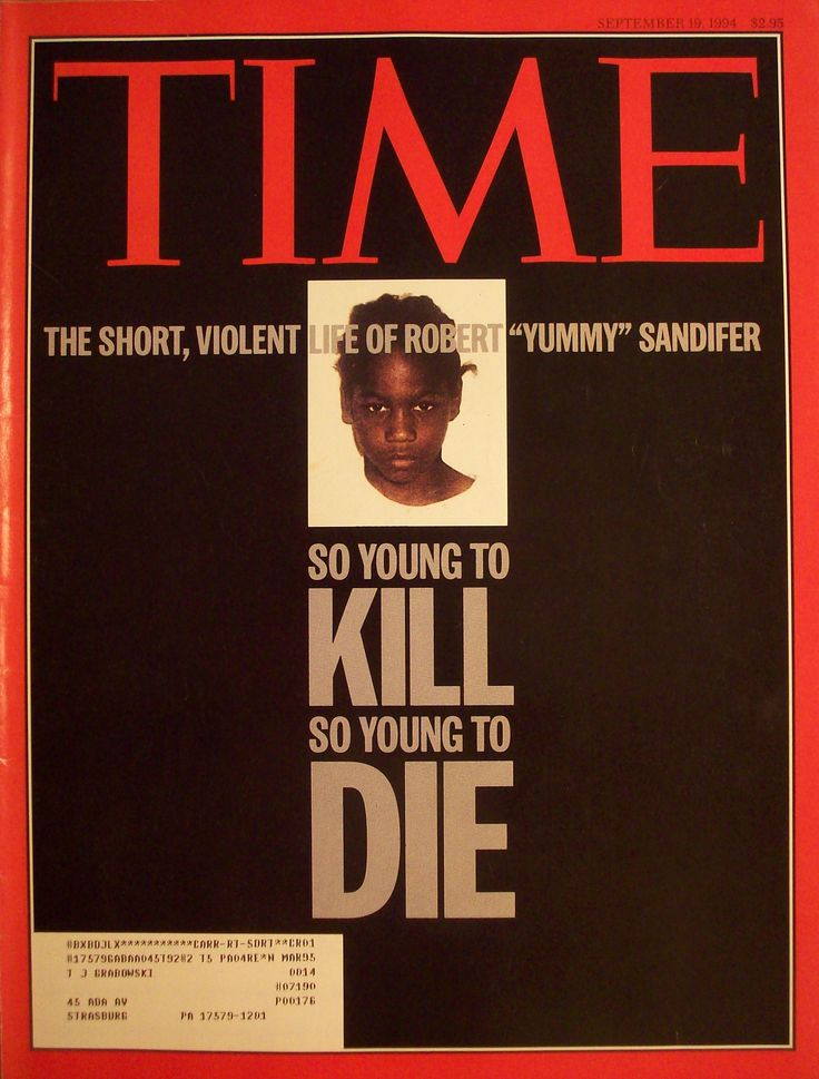 "Published in the February edition of Suspense Magazine. By: John Muller At 10:30 in the morning on Sunday, August 28, 1994 eleven year old Robert Sandifer, nicknamed ""Yummy"" for his love of cookies..."