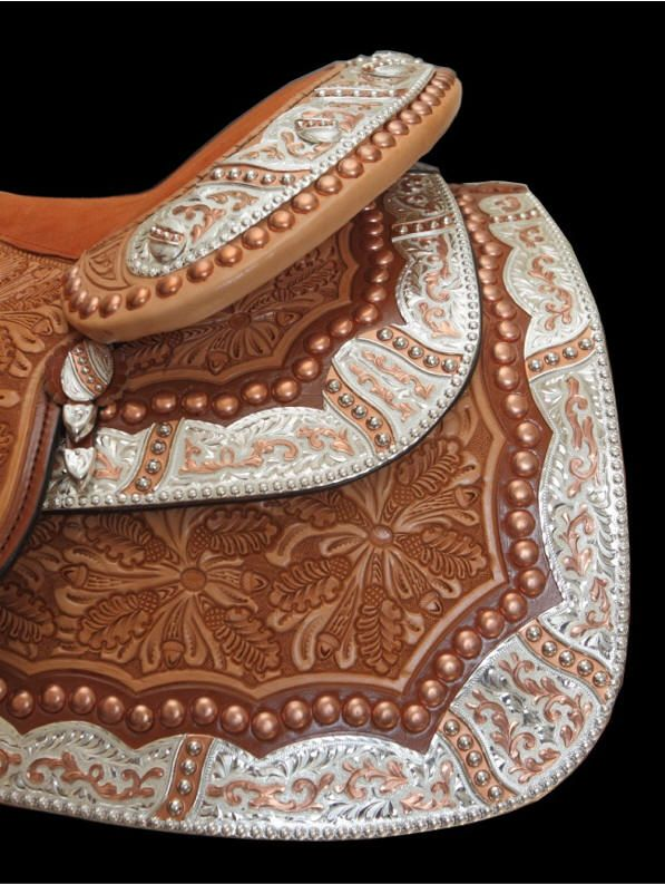 Great Prices on Dale Chavez Show Saddles at Western World ...