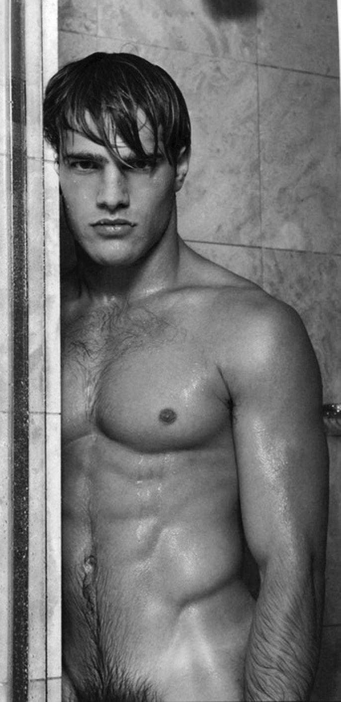 Male model joseph sayers nude