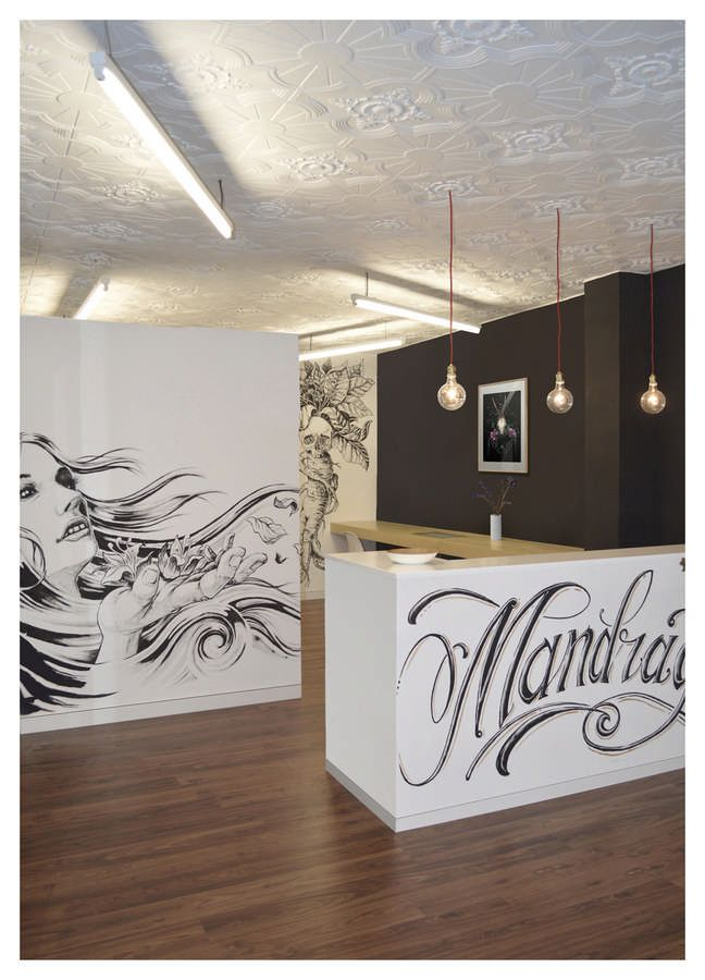 Mandragora Tattoo Studio, Spain
