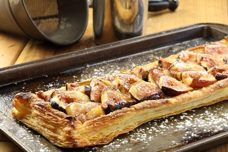 Fig and Almond Tart - Maggie Beer