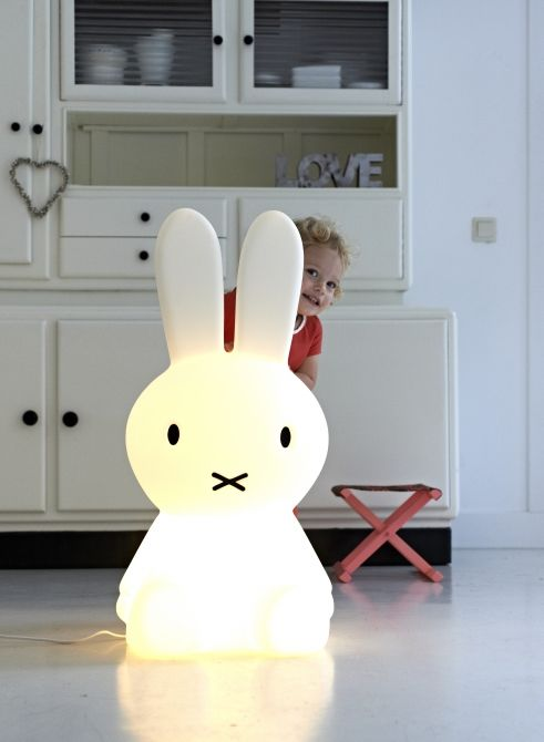 Giant Miffy Light, Buy Unique Gifts From CultureLabel.com