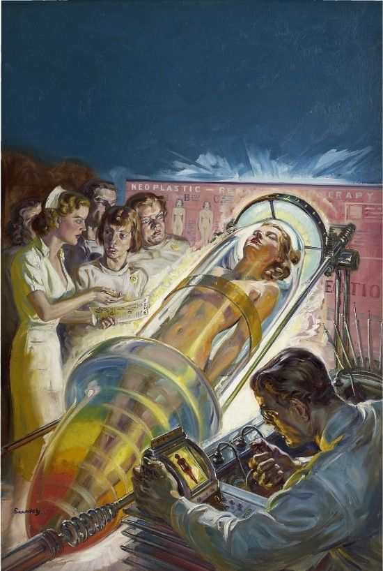 Creative illustrations from Rudolph Belarski (1900-1983) - Inspimo