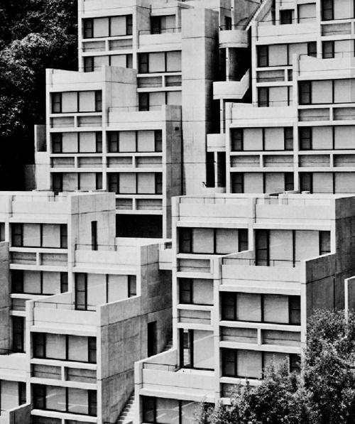 Manga Parbat - archi-diary: Rokko Housing I - Tadao Ando