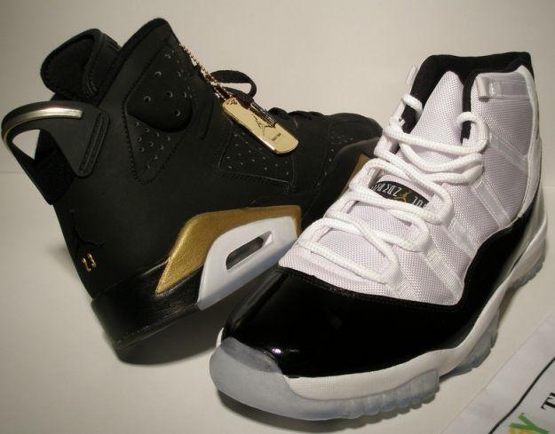 Air Jordan 11 Rétro + Moments Clés Tv