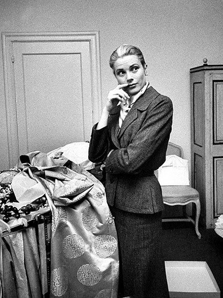 ... Reveals Rarely Seen Photos of Princess Grace for Her 85th Birthday