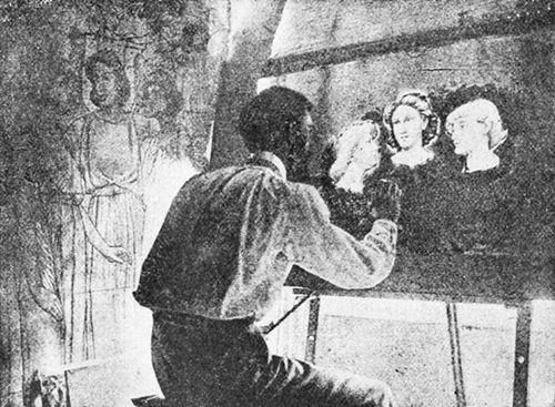 artist | Νίκος Εγγονόπουλος – 1938