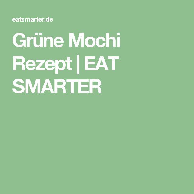 Grüne Mochi Rezept | EAT SMARTER