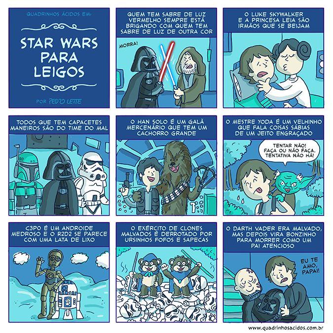 Star Wars para leigos