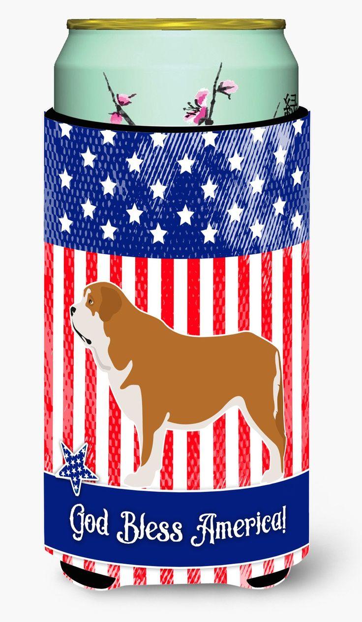 Mastin Epanol Spanish Mastiff American Tall Boy Beverage Insulator Hugger BB8430TBC
