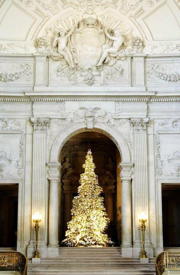 Paris, Prada, Pearls, Perfume and Christmas