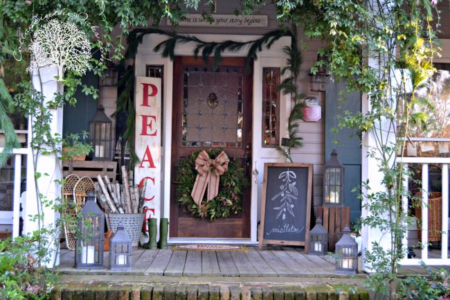 Pinterest Fall Front Doors Christmas Decorating Ideas And Halloween