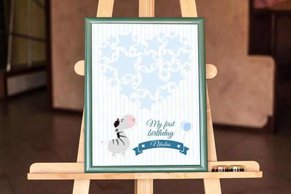 This is a fantastic alternative to traditional Baby Shower Tree Guest Book. It is an interactive and a beautiful Tree Fingerprint Canvas keepsake for you to cherish for yea... #babyshower #guestbook
