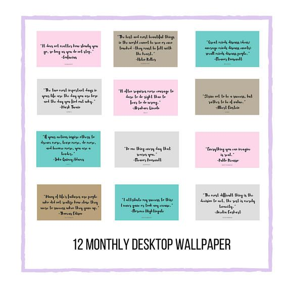 Computer Wallpaper Quotes: Best 25+ Motivational Desktop Backgrounds Ideas On
