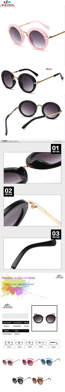 2016 Baby Girls Cat Eye Sunglasses Brand Designer UV400 Protection Lens Children Sun Glasses Kids Sunglasses Cool Goggles