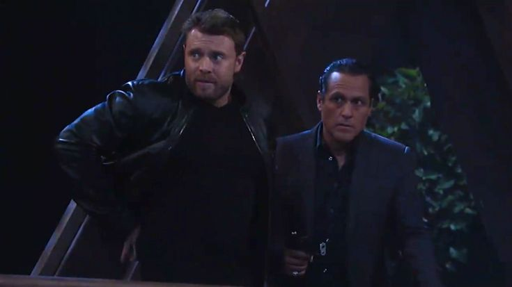 Patient Six hides when Jason shows up along with Sonny for the secret meeting in these spoilers from General Hospital!