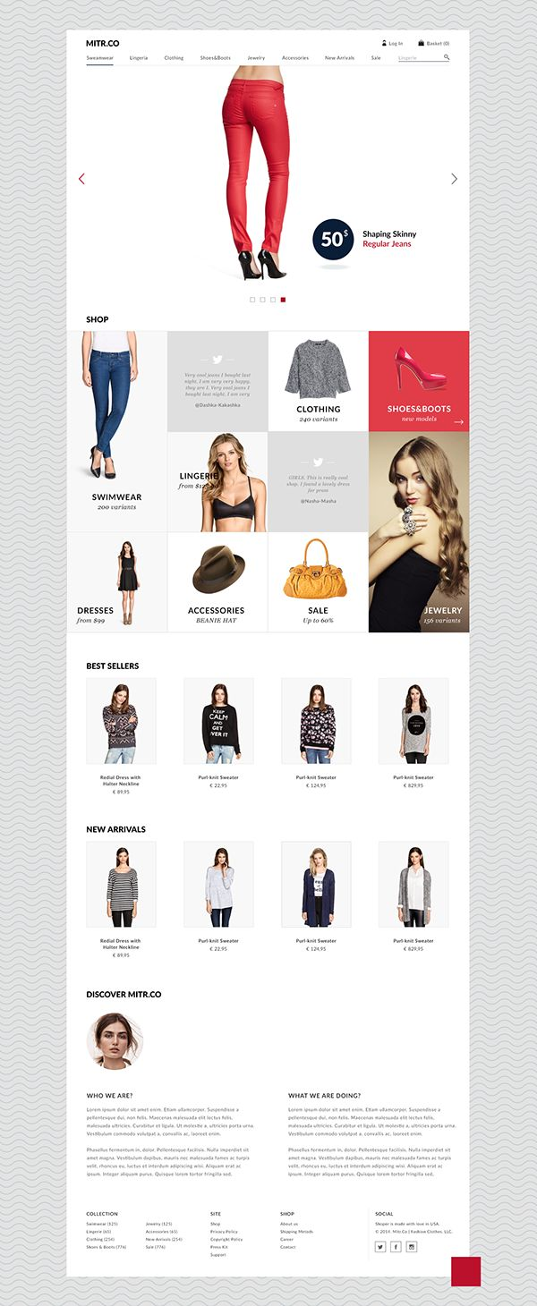 MITR.co shop