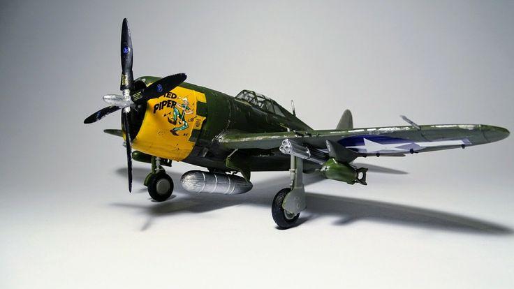 Republic P-47D, Revell 1:48