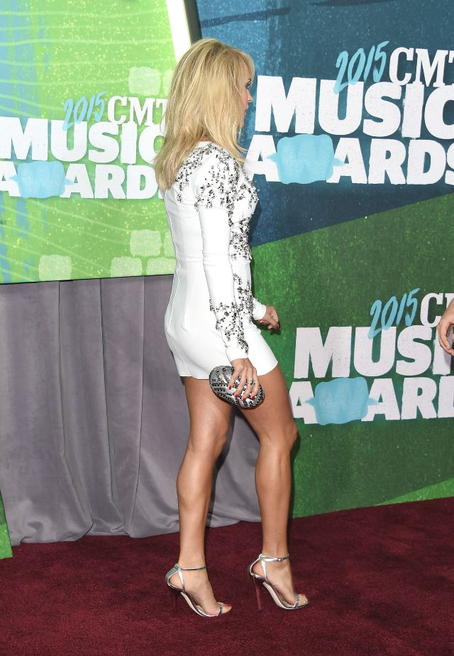 Photos of Carrie Underwood at CMT Music Awards