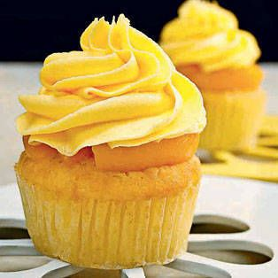 Peach Schnapps Cupcakes | Recipes | Yummy.ph - the Philippine online recipe database