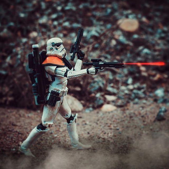 #sandtrooper #TBSFF #hasbro #starwars #starwarsblackseries…