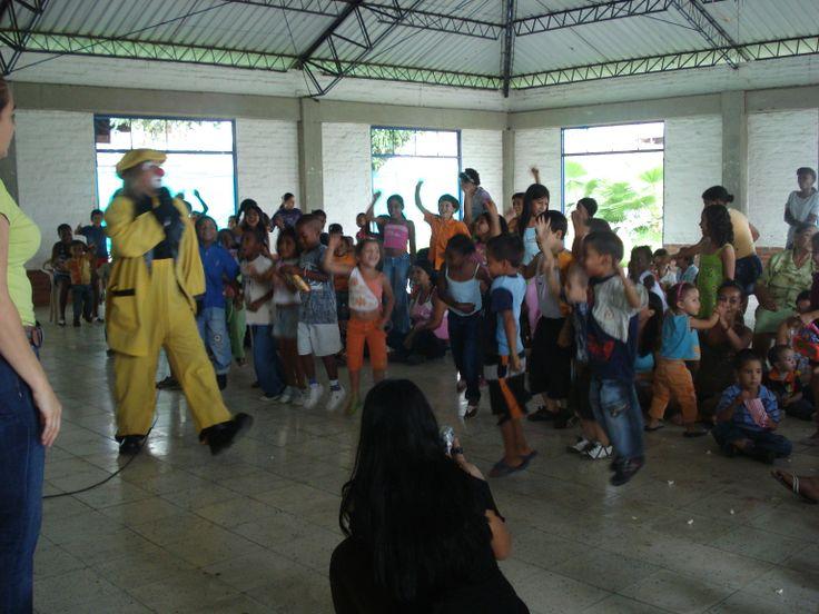 EVENTOS CON DONACION DE REGALOS