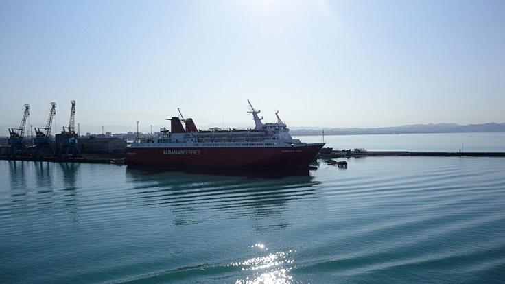 Morning in the albanian sea 2 by Fioralba Duma, via 500px