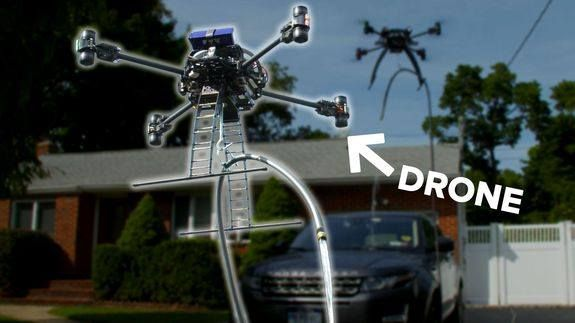 A drone to wash your car Read more Technology News Here --> http://digitaltechnologynews.com  This drone can wash and dry your car. We wouldn't recommend trying this at home but we did it anyway.    'Great British Bake Off' quotes taken out of context  James Corden and Niall Horan star in hilariously sexual Halloween music video  This Diwali ad challenges stereotypes about what a thug looks like  New Zealand police back at it again with the epic dancing for Diwali Read more...  More about…