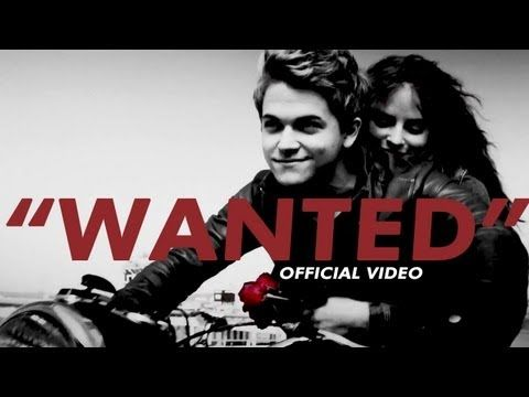 """Hunter Hayes - """"Wanted"""" (Official Video) And I wanna call you mine Wanna hold your hand forever  Never let you forget it  Yeah, I wanna make you feel wanted"""