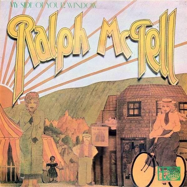 Ralph McTell - My Side of Your Window (Transatlantic Records)