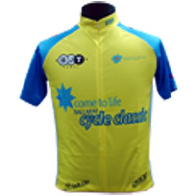 Promo Cycling Jersey Adults S/S incl Dye Sublimation Min 25 - Clothing - Sports Uniforms - Dye Sublimated Sportswear - PMX007 - Best Value Promotional items including Promotional Merchandise, Printed T shirts, Promotional Mugs, Promotional Clothing and Corporate Gifts from PROMOSXCHAGE - Melbourne, Sydney, Brisbane - Call 1800 PROMOS (776 667)