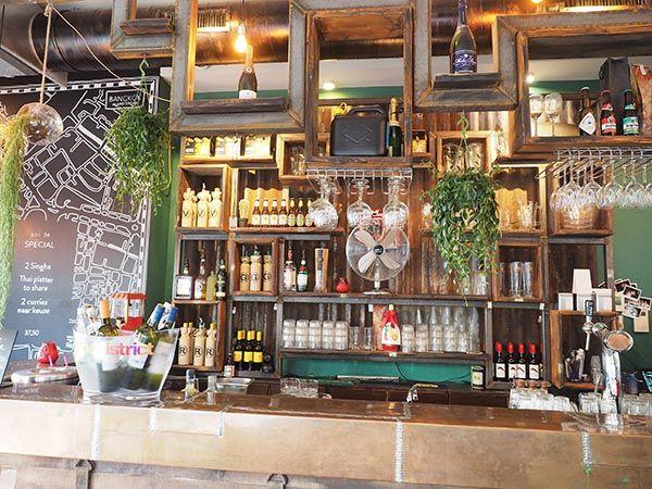 Soi74 Thai Food Café | Amsterdam - van woustraat 74, de pijp