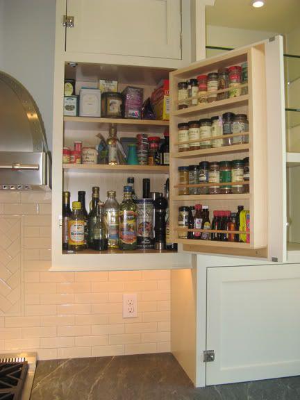 Kitchen Cabinet Spice Organizers 9 best spice racks images on pinterest | kitchen pantries, spice