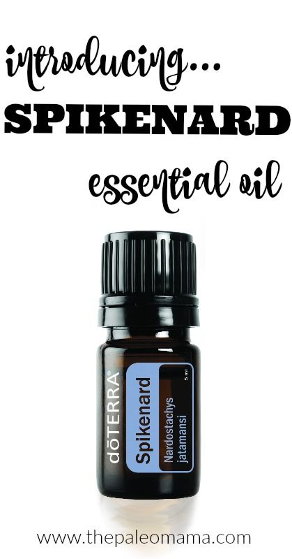 Introducing Spikenard Essential Oil http://thepaleomama.com/2016/09/spikenard-essential-oil/