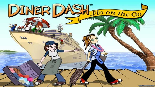 Diner Dash Flo on the Go NDS ROM (USA) - https://www.ziperto.com/diner-dash-flo-on-the-go-nds/