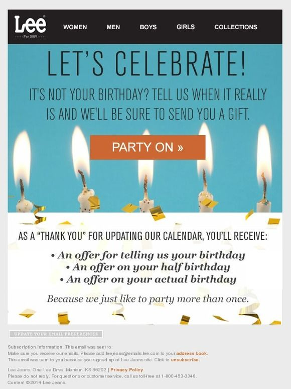 25 best ideas about Happy birthday email – Sample Happy Birthday Email
