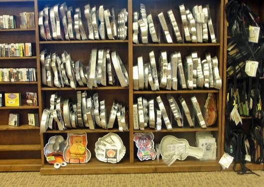 Libraries Lending Cake Pans