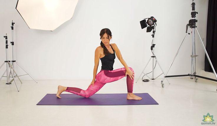 Posturas de yoga para prevenir lesiones y ayudarte a recuperar