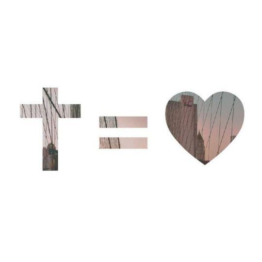 Eu amo a mensagem da cruz