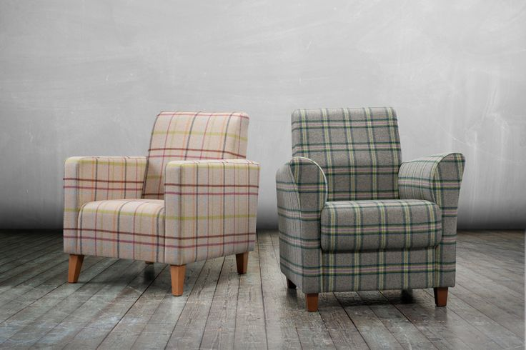 These gorgeous armchairs are perfect for having a lazy day escaping the wet weather that's forecast for the weekend! They come with a choice of leg finishes and are offered in 9 stunning designs from Moon's Dales Collection. On offer now at just £395, shop here: http://ow.ly/xHGa0 #chair #armchairs #moonfabric #comfy #home #livingroom #bespokechairs #interiordesign