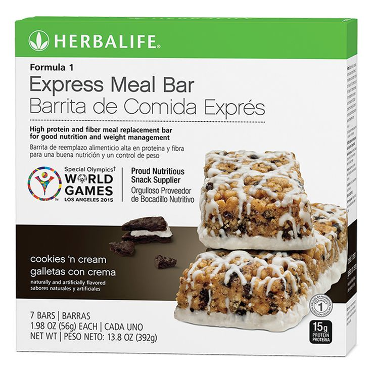 Enjoy A Nutritious And Flavorful Meal Anytime Anywhere With Formula 1 Express Meal Bar Packed With Pr Bars Recipes Protein Meal Replacement Flavorful Recipes