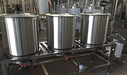 50L Brew house for Hobby