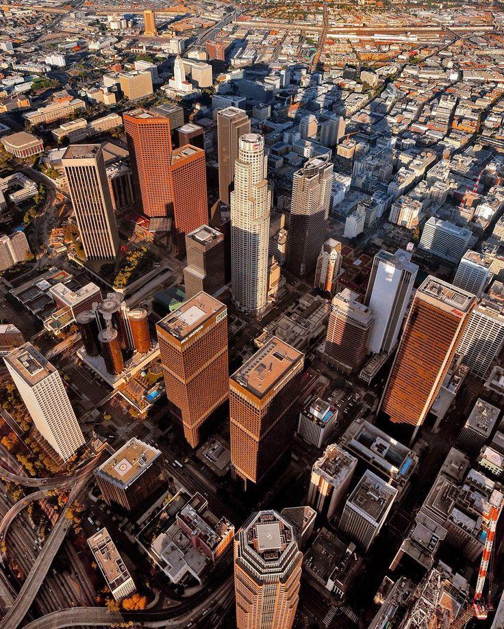 Stunning Instagrams From Downtown Los Angeles by Jasper de Jesus #Los Angeles #instagram