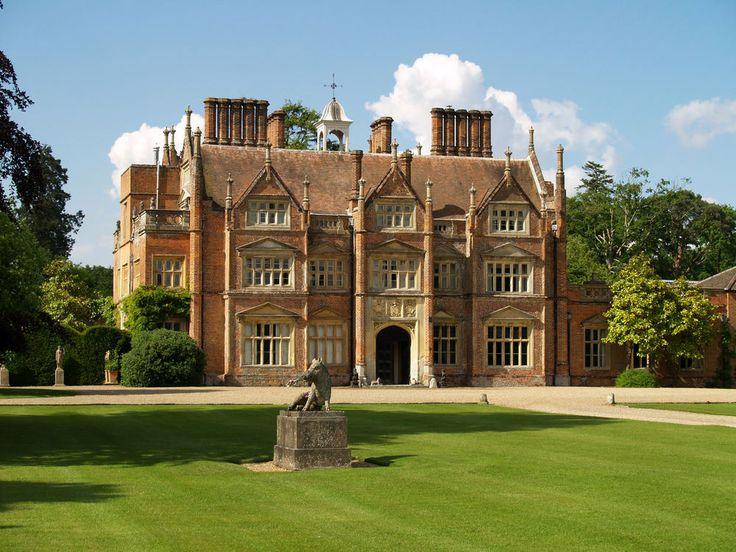 Englisches Herrenhaus von Matthias Tomforde