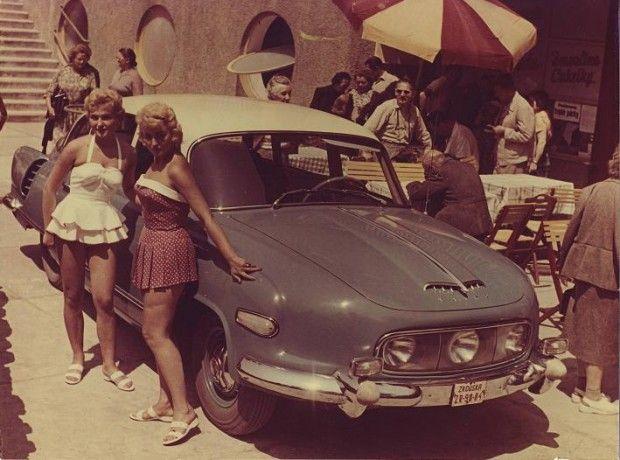 Tatra 603: un parfum de Guerre Froide ! | Boitier Rouge