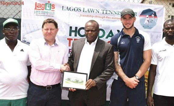 Lagos Lawn Tennis Club partners UK-based Culford School on exposure of young Nigerian players