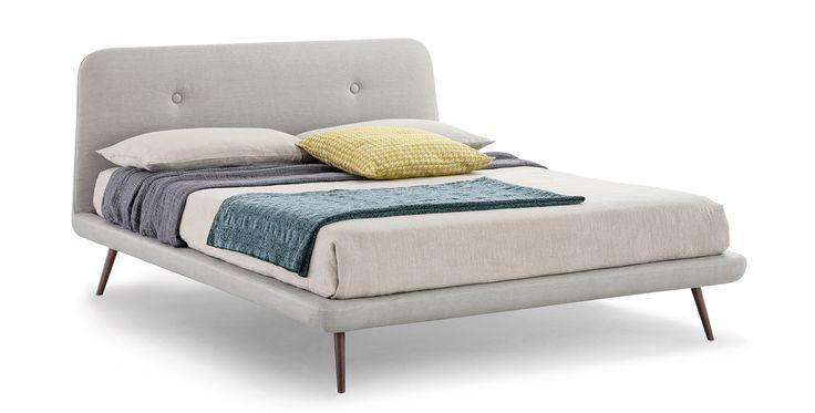 49 best images about bed on pinterest parks upholstered headboards and platform beds - Novamobili letti ...
