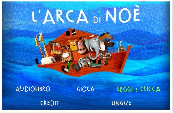 L'arca di Noè - La Bibbia per bambini