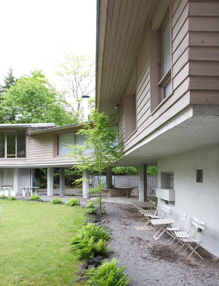 jyunzo yoshimura : villa Wakita