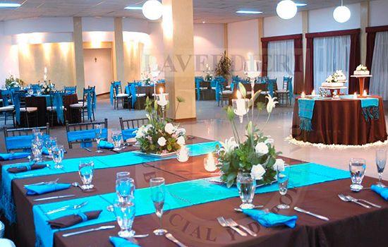 Centro de Eventos Laverdieri Club Social y Deportivo  - Salon Platino